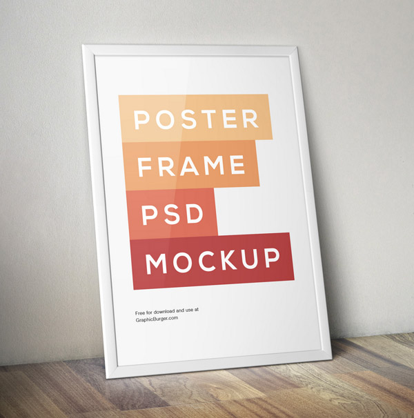 20 Free PSD Templates to Mockup Your Poster Designs – Advertising Poster Templates
