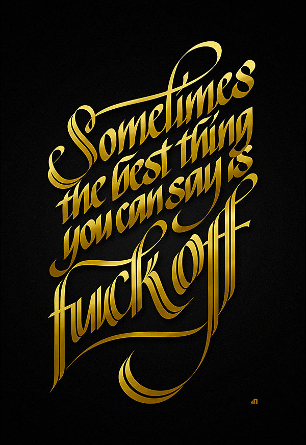 Ugly words to admire by Jackson Alves