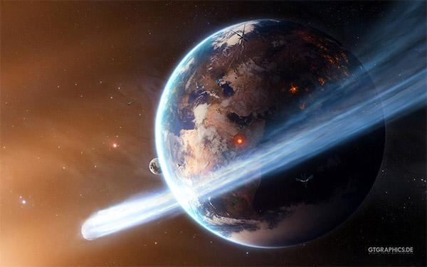 Earth2584-II by Taenaron