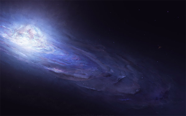 Andromeda by Starkiteckt