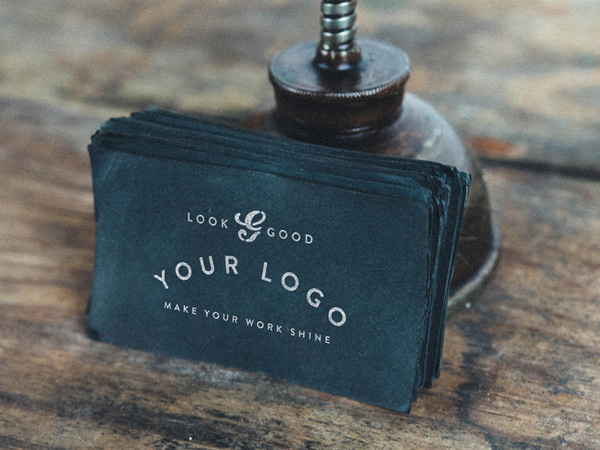 Handcrafted Freebie Mock-Up by Dustin Lee
