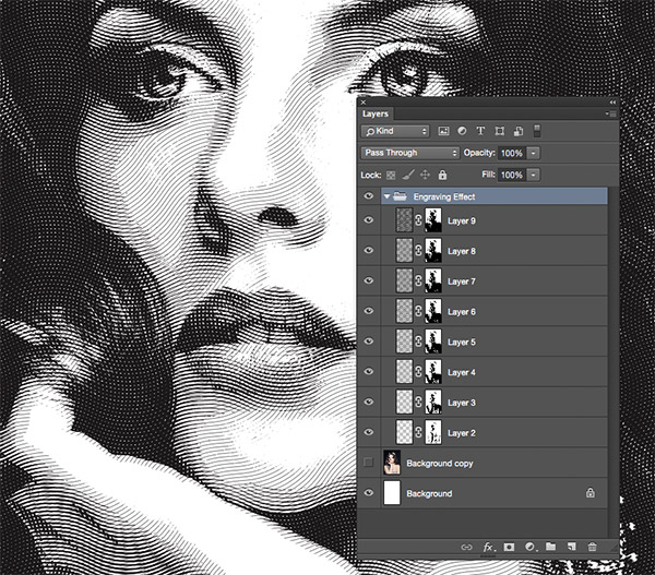 how to place image within cut lines illustrator