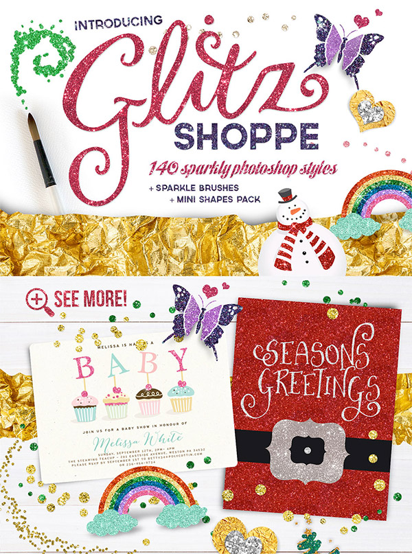The Glitz Shoppe preview