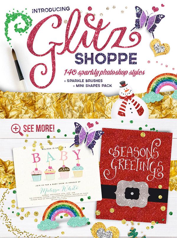 The Glitz Shoppe preview