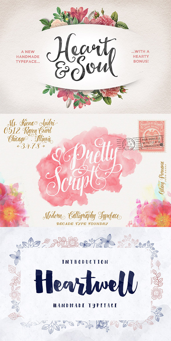 Artistic Fonts Preview