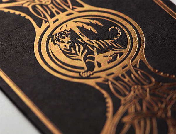 Tiger Beer by Jono Chapman-Smith