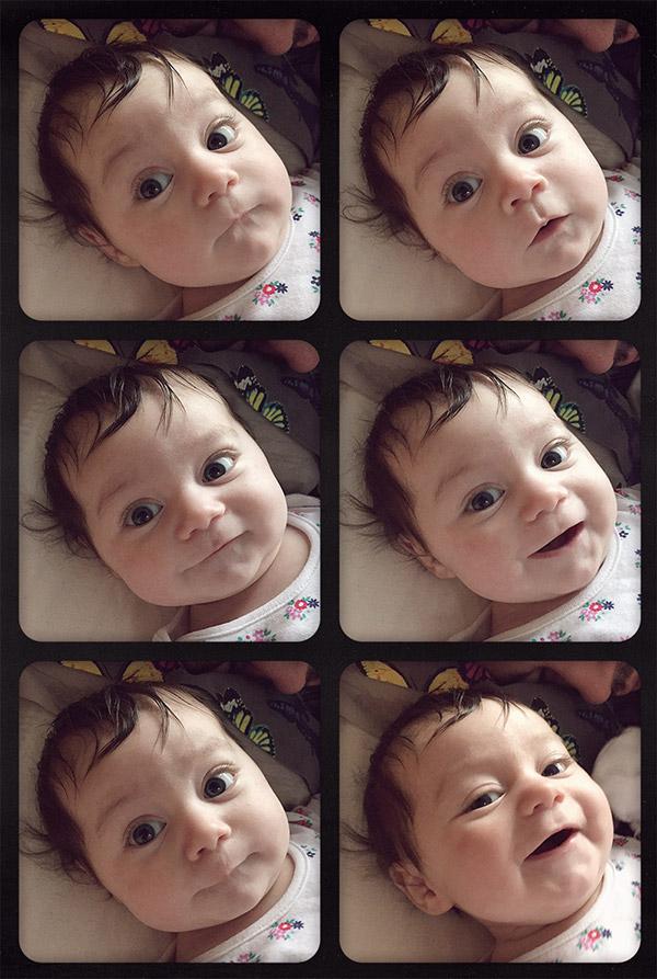 Baby Ashleigh