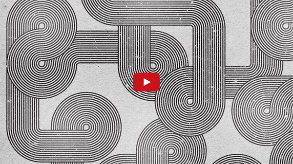 Retro Style Geometric Lines video tutorial