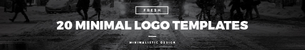 20 Minimal Logo Templates for Premium Members