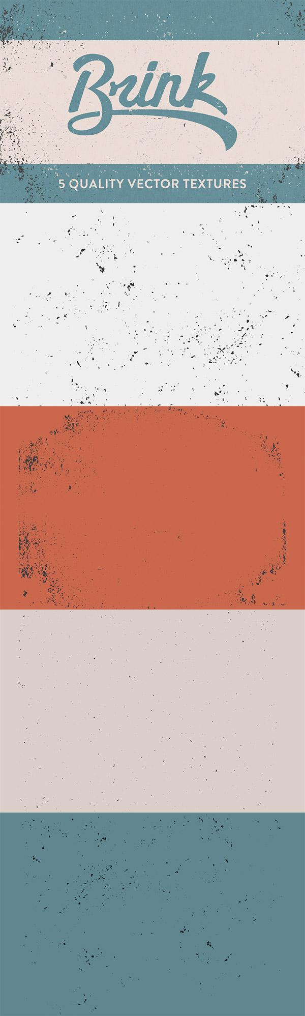 Brink Design Co. Vector Textures