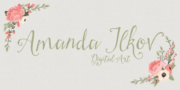 Amanda Ilkov Digital Art