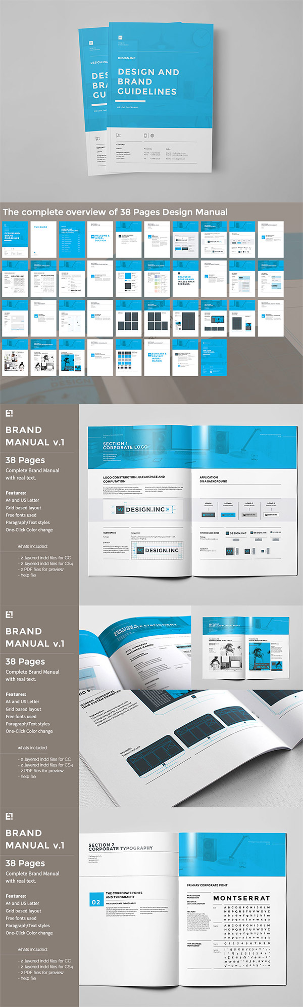 Brand Guidelines preview
