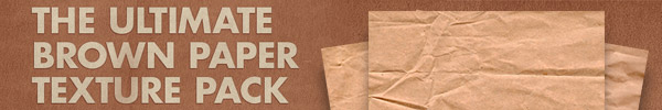 Brown Paper Texture Pack Vol 3 for Premium Members