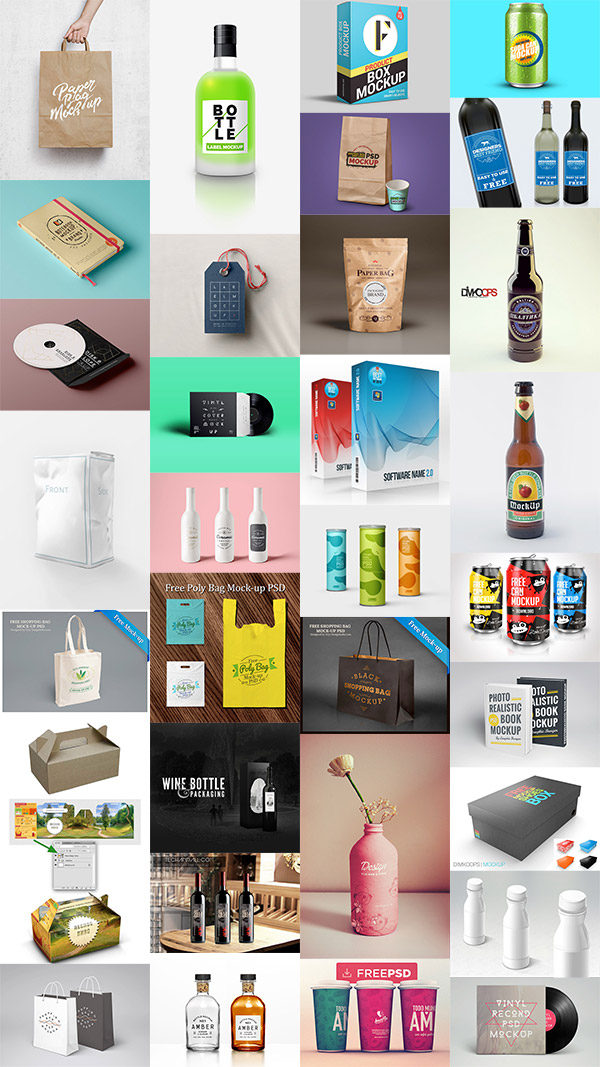 33 free psds to mockup your packaging designs. Black Bedroom Furniture Sets. Home Design Ideas