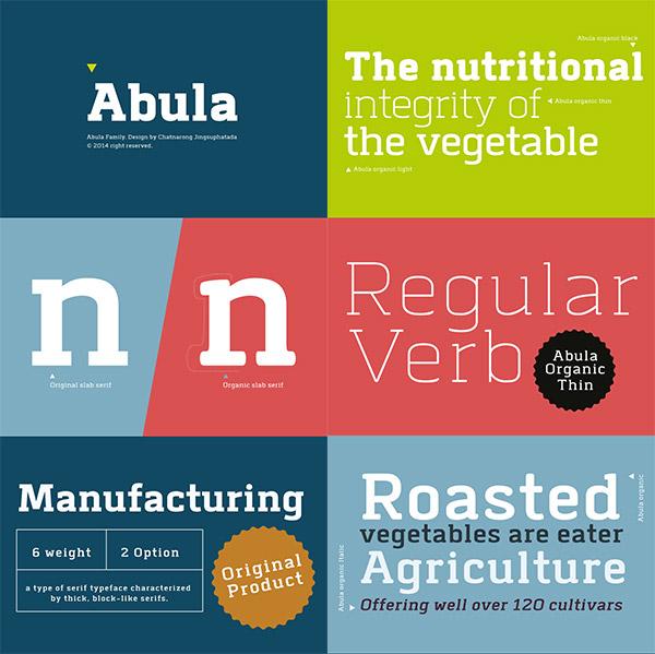Abula Font