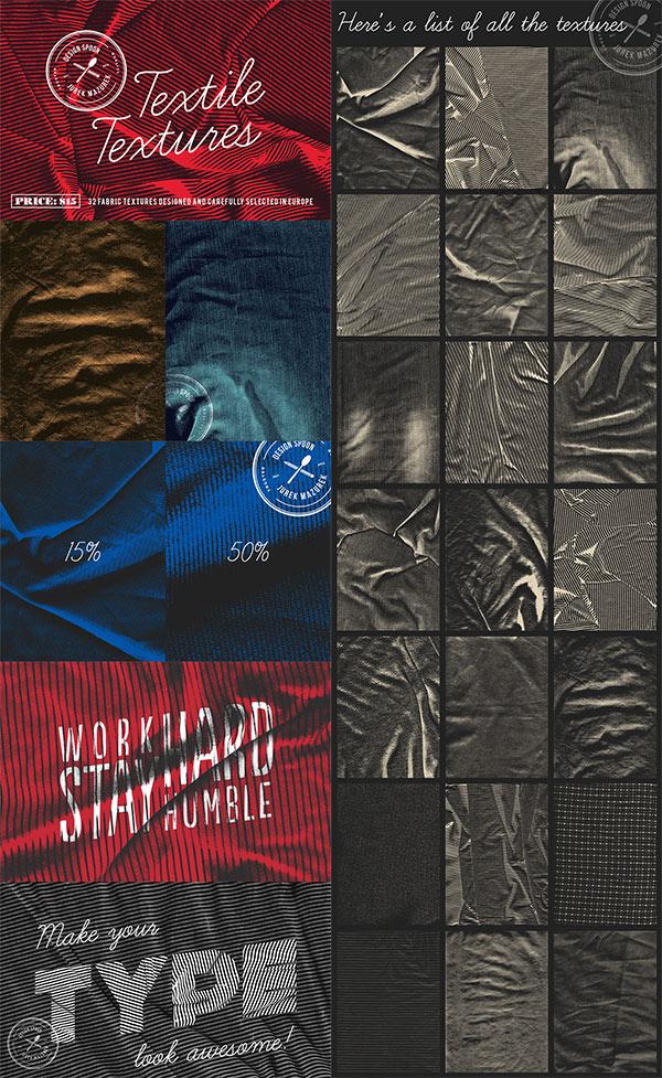 Textile Textures Pack