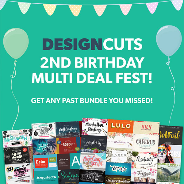 Design Cuts Deal Fest