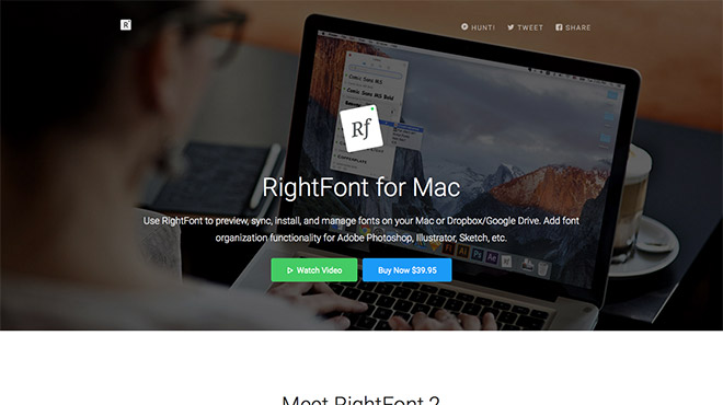 RightFont