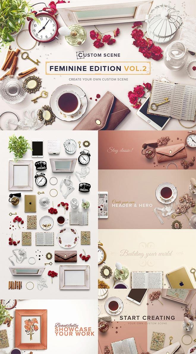 Custom Scene – Feminine Edition
