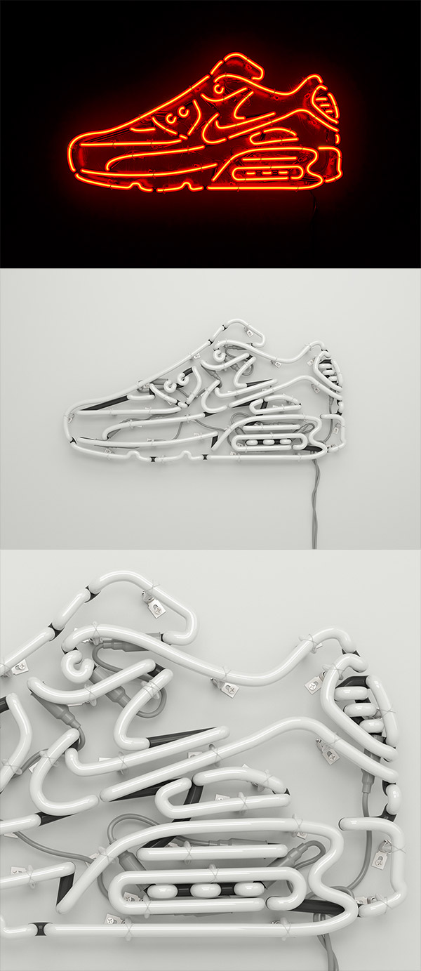 Air Max Neon by Rizon Parein