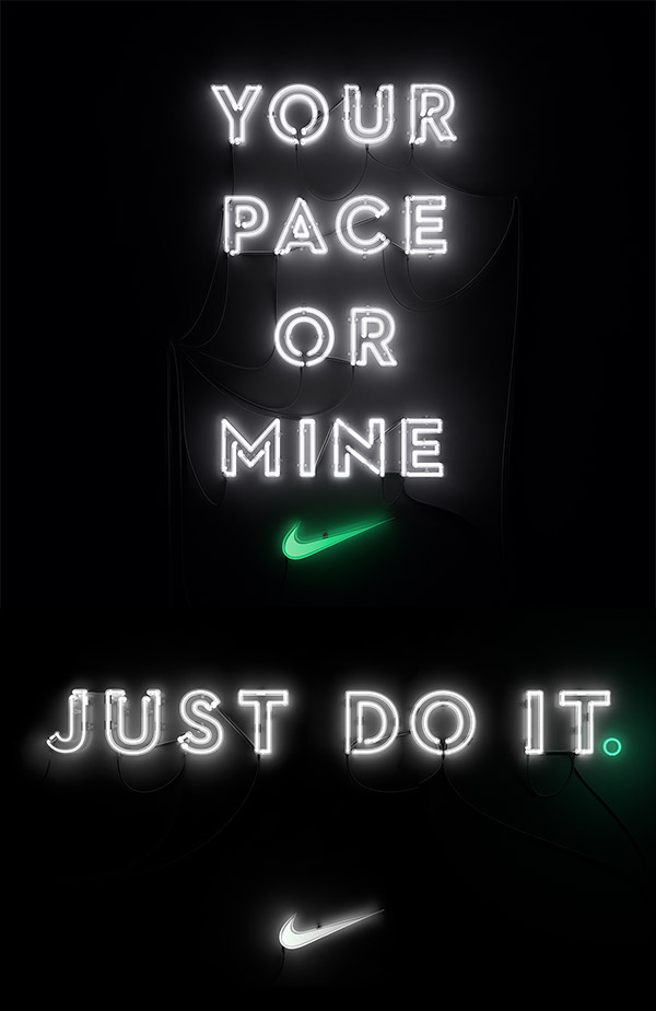 Nike We Own The Night by Shane Griffin