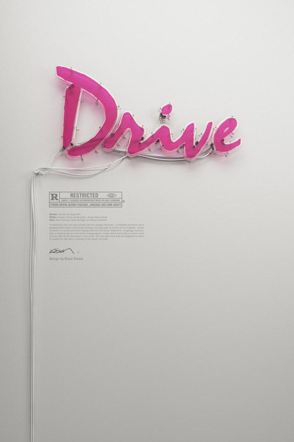 DRIVE Neon by Rizon Parein