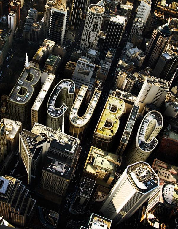 Photoshop CS6 3D Building City Tutorial