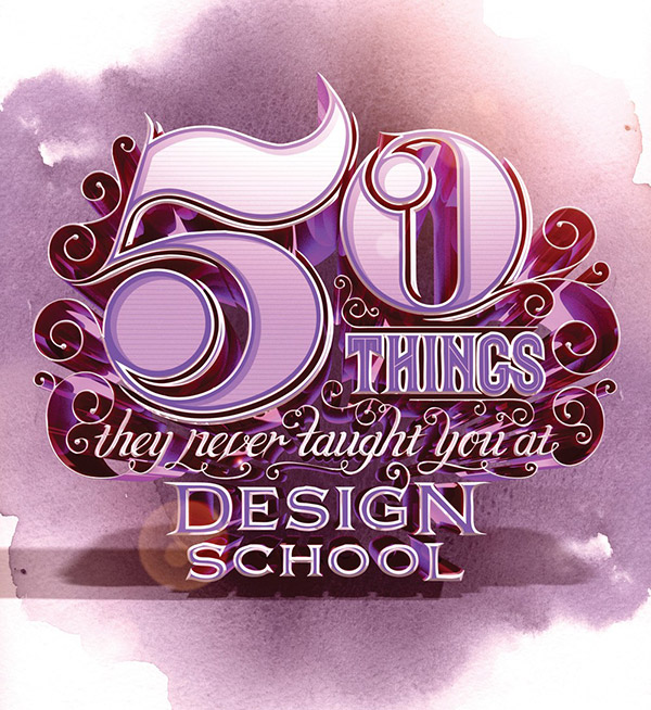 3D type tutorial: Create 3D type using Photoshop CS6