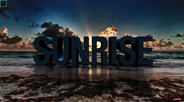 Photoshop CS6 3D Improvements