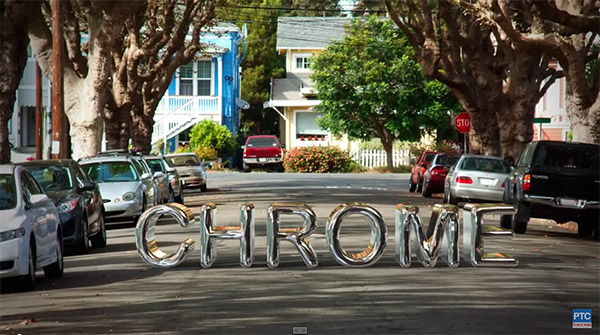 Chrome 3D Text Using Image Based Lights In Photoshop CS6