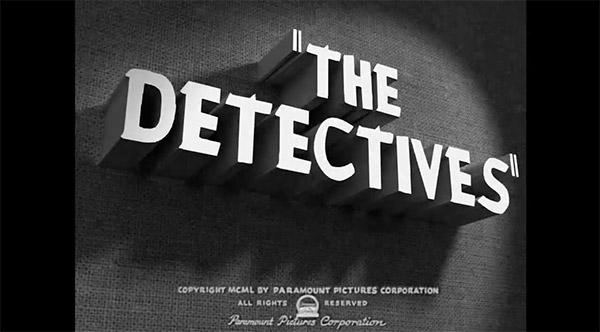 Photoshop: How to Make a Vintage, FILM NOIR Movie Title!
