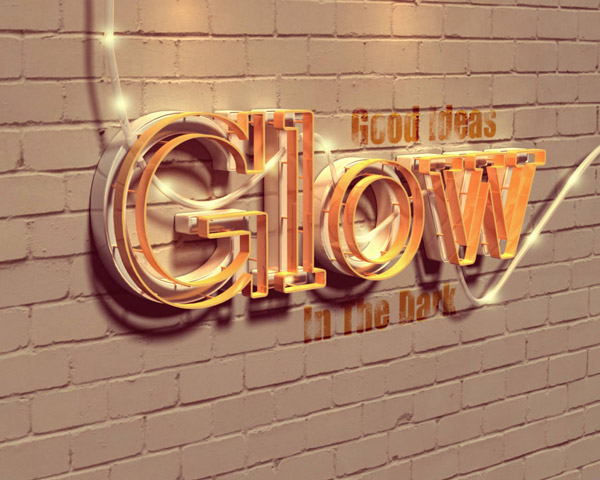 15 amazing text effects photoshop tutorials for designers.