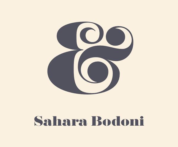 Sahara Bodoni