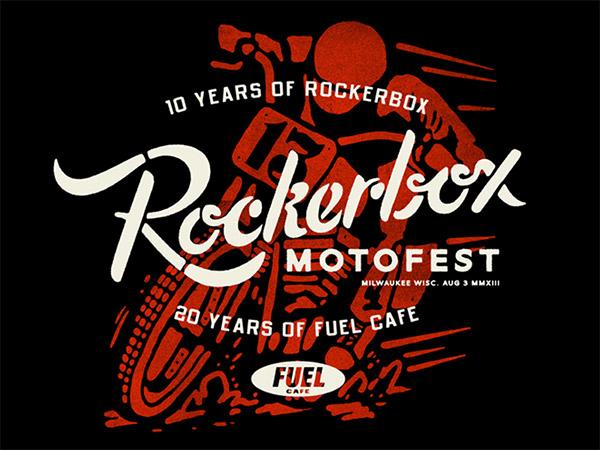 Rockerbox Motofest by Brett Stenson