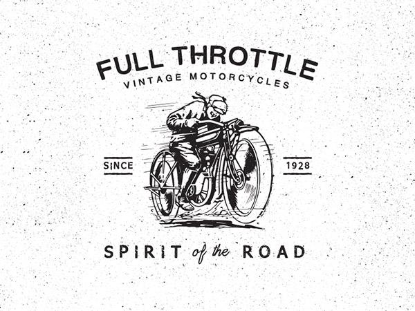 Full Throttle Motorcycles by Ian Barnard