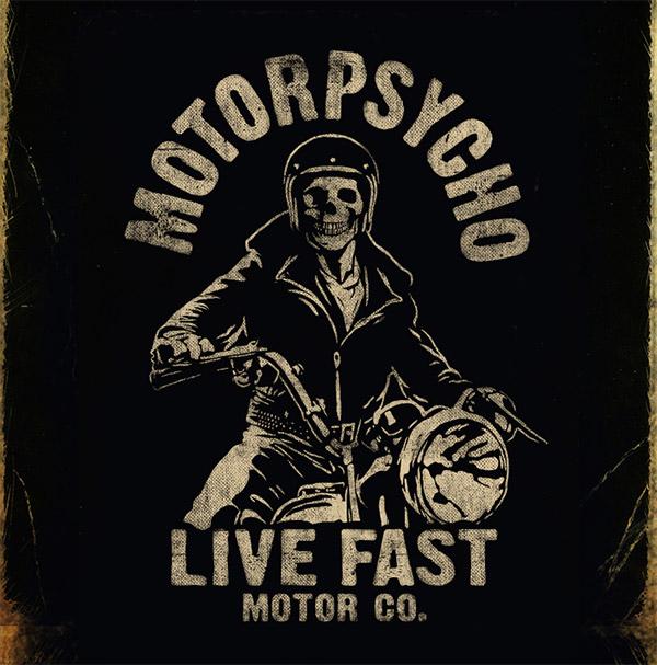 Motorpsycho by Maleficio Rodriguez
