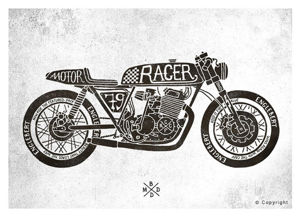 Cafe Racer by BMD Design