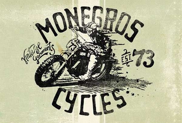 Monegros Cycles by Alex Ramon Mas