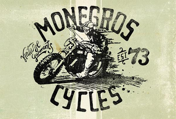 Monegros Cycles by Alex Ramon Mas