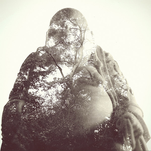 Buddha Ornament Double Exposure by Dan Mountford