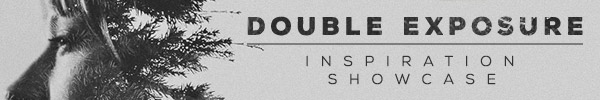 Inspiration Showcase of Double Exposure Photography