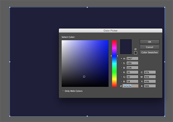 how to turn on smart guides illustrator