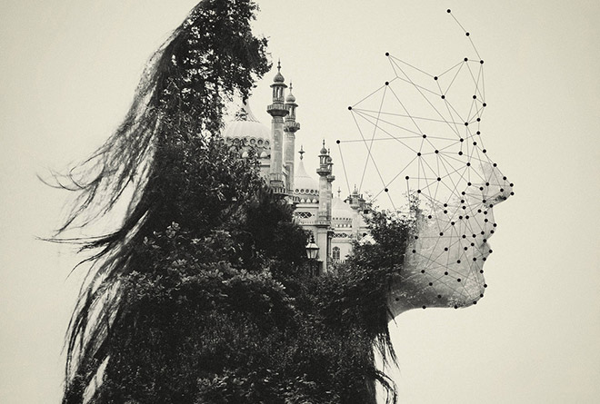 Inspiration Showcase of Double Exposure Photography