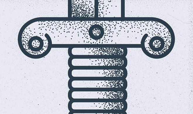 8 Free Stipple Shading Brushes for Adobe Illustrator