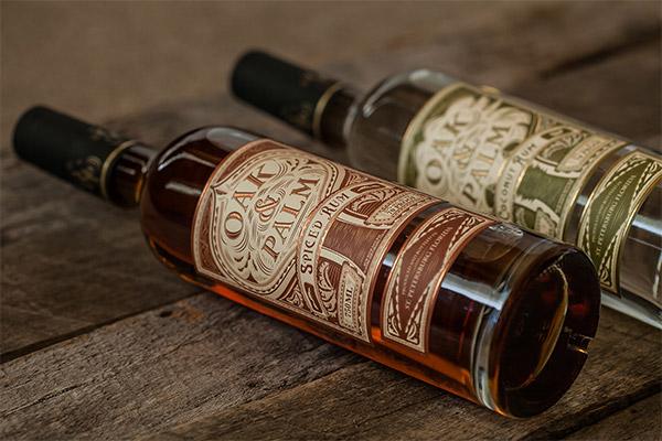 Oak & Palm Rum by Grant Gunderson