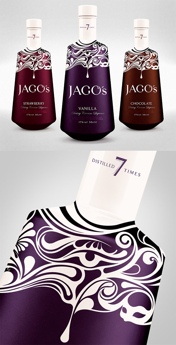 Jago's Vodka Cream Liqueur by Tim Holmes