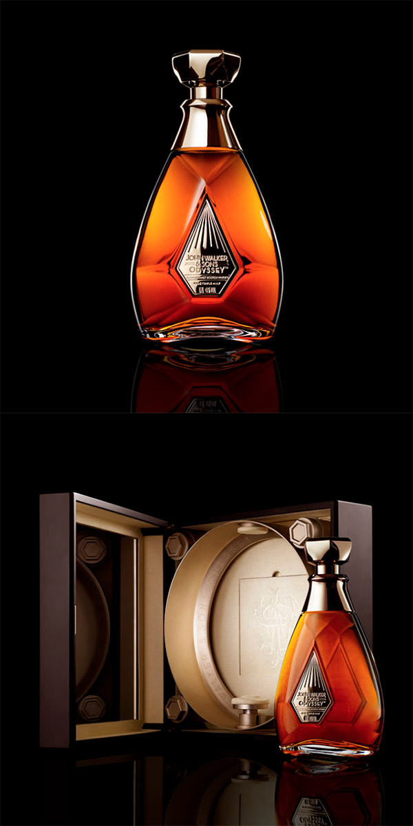 John Walker & Sons Odyssey by Raison Pure NYC