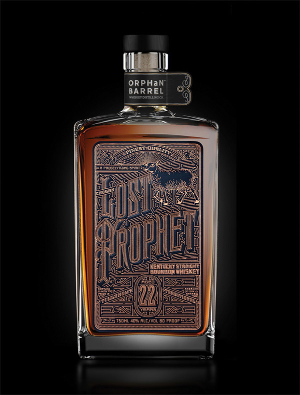 Orphan Barrel: Lost Prophet by RAISON PURE NYC