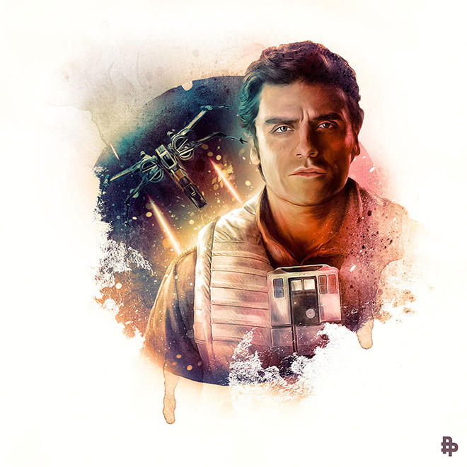 Star Wars: The Force Awakens by Richard Davies