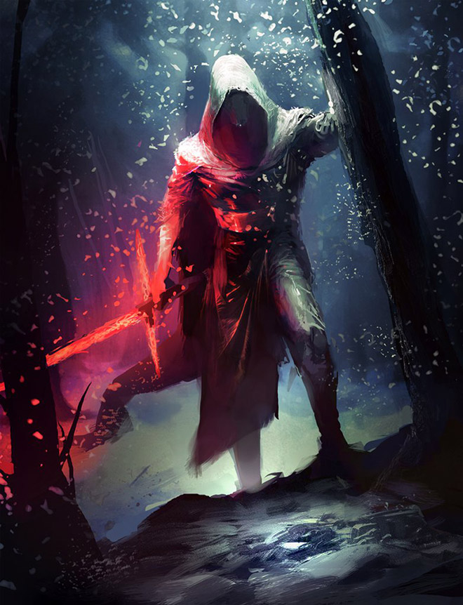 Star Wars The Force Awakens by Art-Calavera
